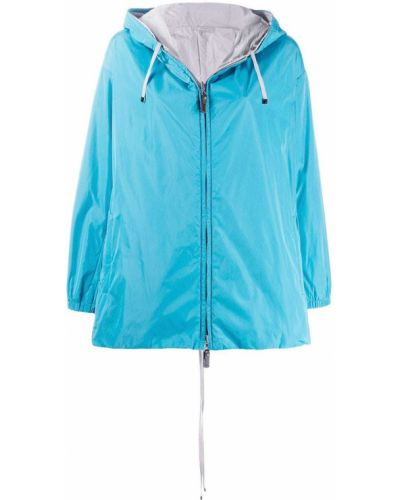 Синяя куртка двухсторонняя Max Mara
