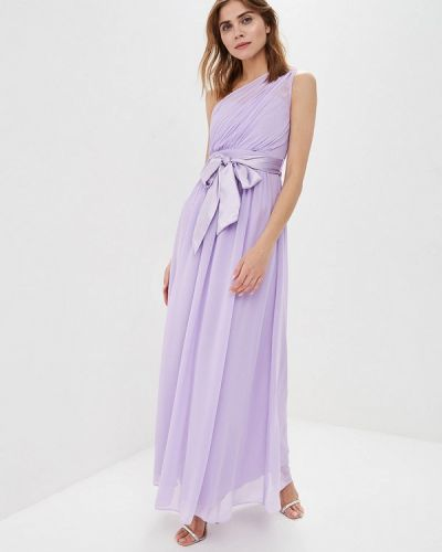 Вечернее платье весеннее фиолетовый Dorothy Perkins