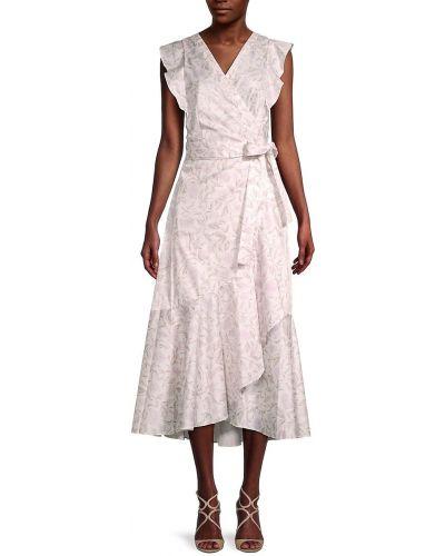 Платье с запахом Rebecca Minkoff