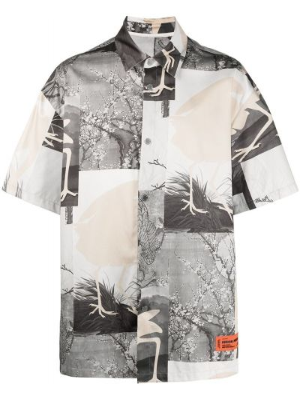 Koszula bawełniana Heron Preston