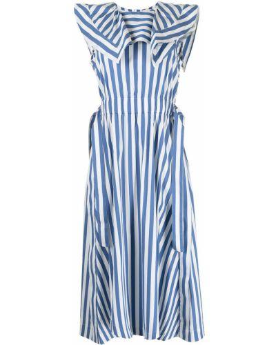 Синее хлопковое платье 3.1 Phillip Lim