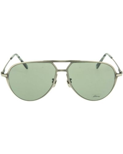 Szare okulary Brioni