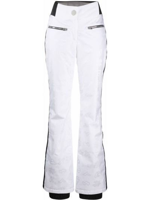 Брюки с карманами - белые Rossignol