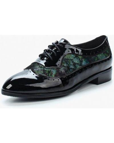 Черные ботинки Berkonty