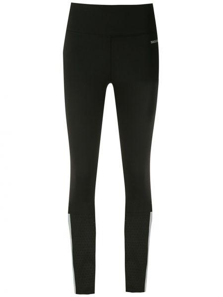 Черные спортивные брюки узкого кроя Track & Field