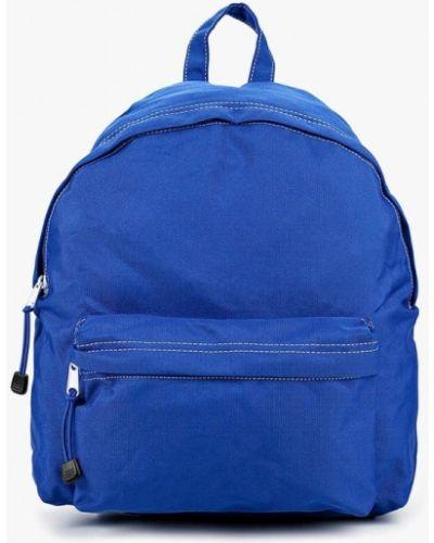 Синий рюкзак Mango Man