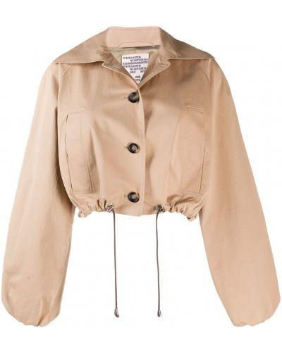 Короткая куртка с манжетами Baum Und Pferdgarten