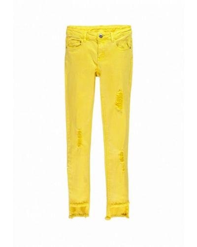 Желтые брюки Mek