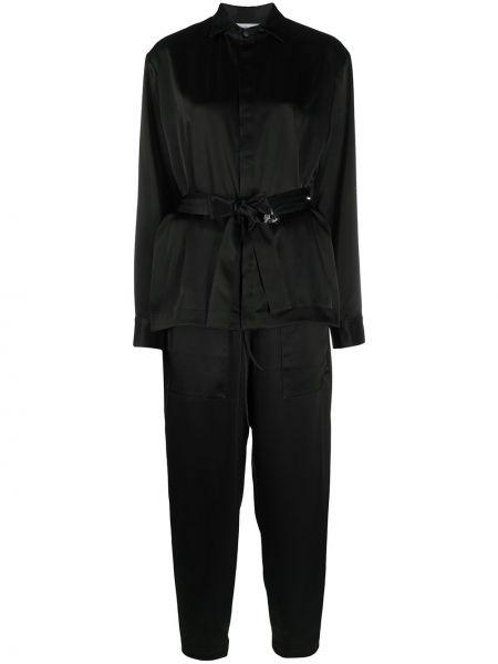 Комбинезон с карманами - черный Y-3