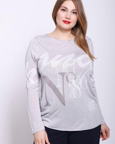 Серый пуловер Monari
