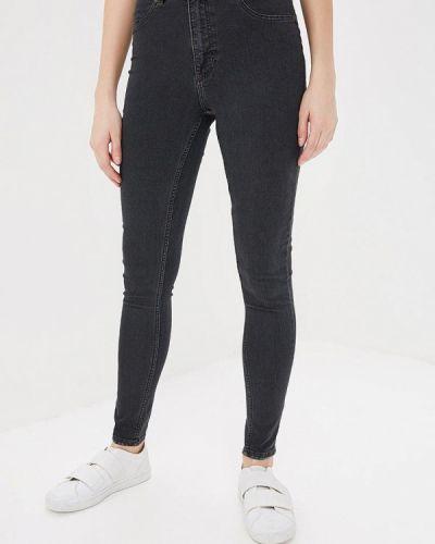 Серые джинсы-скинни Cheap Monday