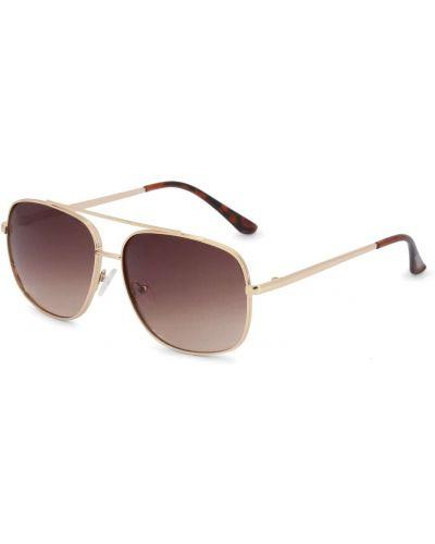 Białe okulary na lato Guess