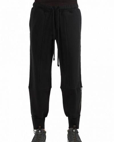 Черные спортивные брюки Fusion