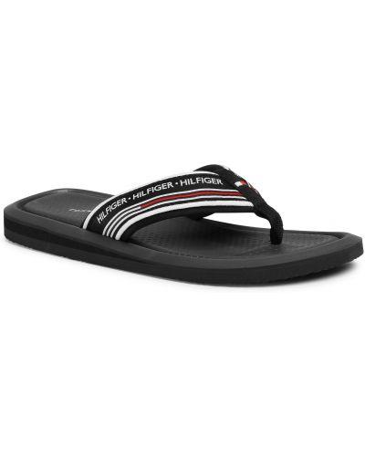 Szary plaża sandały Tommy Hilfiger