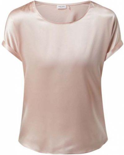 Różowa bluzka z jedwabiu Gerry Weber