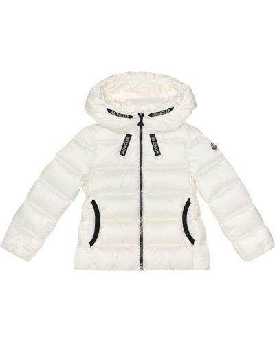 Стеганая куртка пуховый Moncler Enfant
