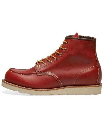 Botki sznurowane Red Wing Shoes