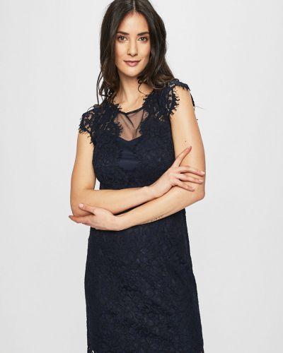 Платье мини облегающее из вискозы Morgan
