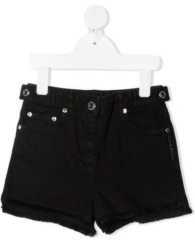 Szorty casual - czarne Givenchy