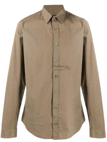Koszula z długim rękawem klasyczna długa Gucci Pre-owned