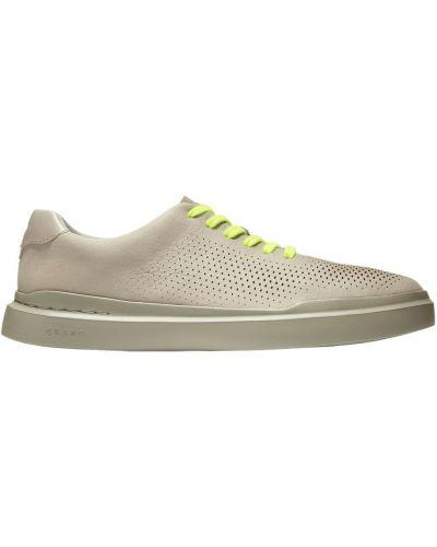 Beżowe sneakersy Cole Haan