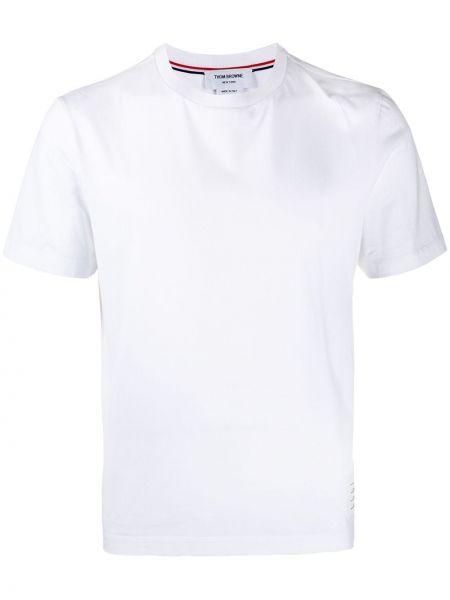 Koszula krótkie z krótkim rękawem z nadrukiem Thom Browne