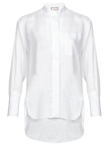 Белая рубашка на пуговицах Bagutta