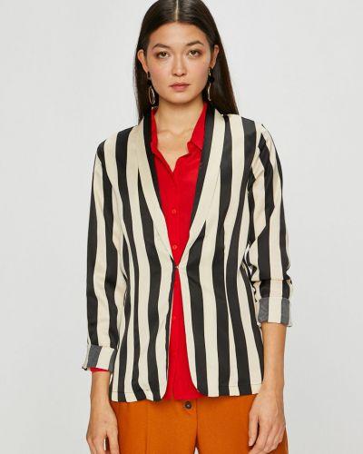 Пиджак прямой черный Jacqueline De Yong