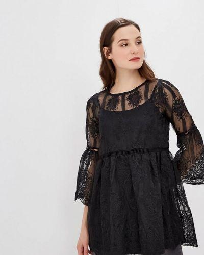 Блузка с рюшами осенняя Danity