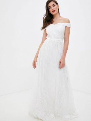 Свадебное платье - белое Soky & Soka