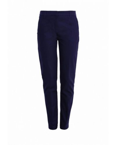Классические брюки синие Bestia