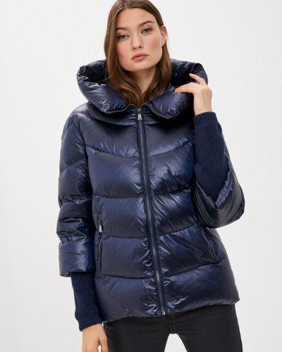 Синяя куртка снежная королева