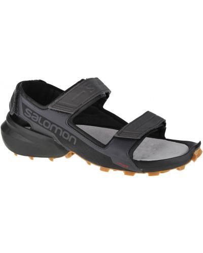 Szare sandały sportowe Salomon