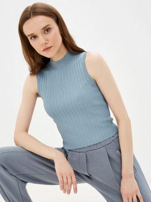 Джинсовый топ - голубой Guess Jeans