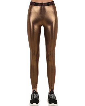 Legginsy peep toe Moschino Underwear