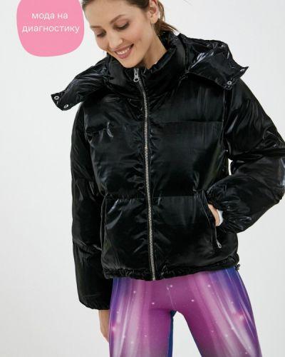 Утепленная куртка - черная Boxeur Des Rues