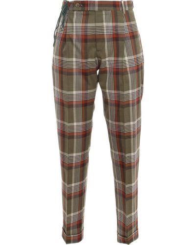 Zielone spodnie Berwich