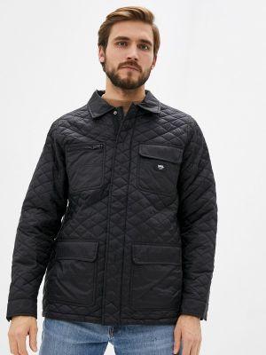 Утепленная куртка - черная Vans