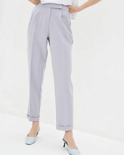 Серые классические брюки классические Zubrytskaya