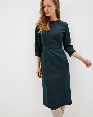 Платье прямое осеннее Buono