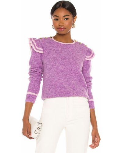 Розовый шерстяной свитер Generation Love