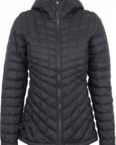 Утепленная куртка с капюшоном водонепроницаемая спортивная The North Face