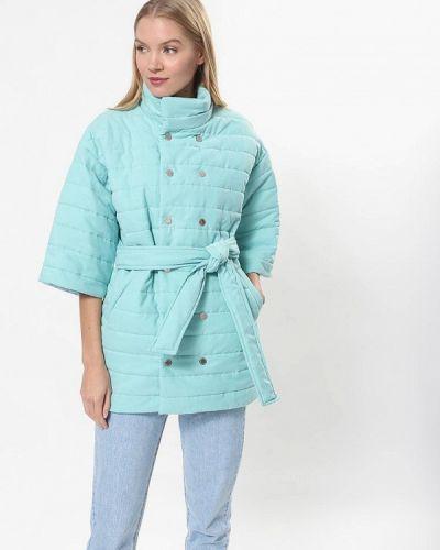 Утепленная куртка - бирюзовая Tutto Bene