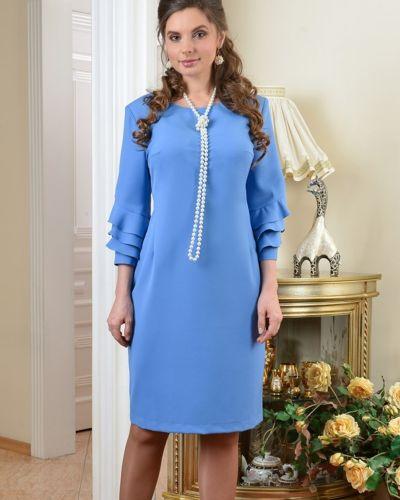 Платье из вискозы Salvi-s