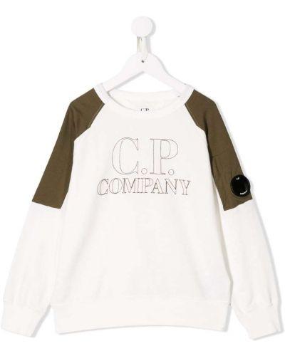 Толстовка узкого кроя Cp Company Kids
