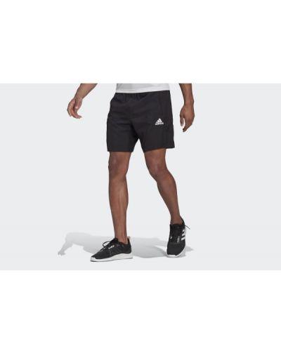Spodenki sportowe - czarne Adidas