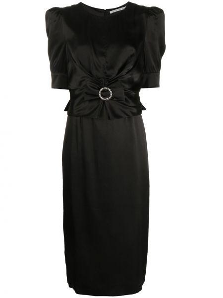 Платье мини миди облегающее Alessandra Rich