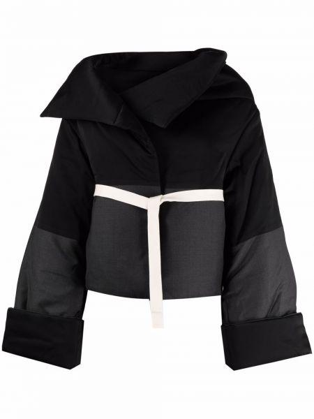 Пальто оверсайз - черное Eudon Choi