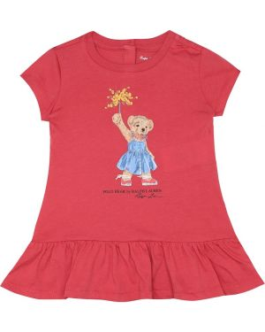 Летнее платье платье-поло Polo Ralph Lauren Kids