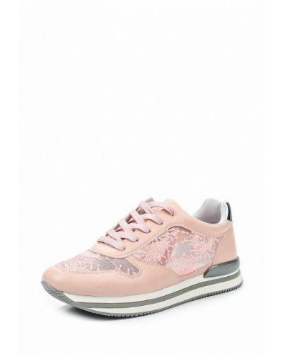 Розовые кроссовки Rio Fiore